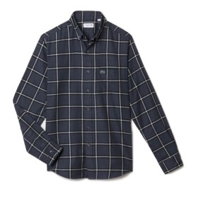 ビッグチェック ネルシャツ(長袖)