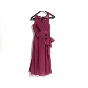 【中古】 セラヴィ CEST LAVIE ドレス サイズ9 M レディース ピンクパープル