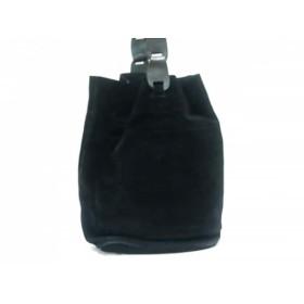 efa6561fdb67 セリーヌ CELINE ショルダーバッグ レディース - 黒 巾着型 スエード ...