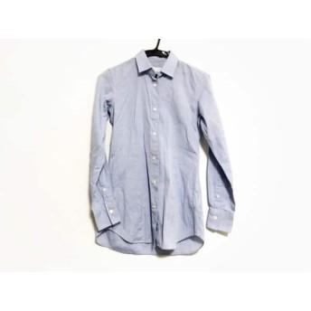 【中古】 メーカーズシャツカマクラ Maker's Shirt鎌倉 長袖シャツ サイズ4 XL メンズ ライトブルー