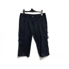 【中古】 ジユウク 自由区/jiyuku パンツ サイズ42 L レディース ダークネイビー