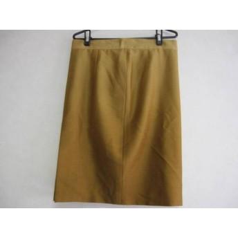 【中古】 ジェニー GENNY スカート サイズI42 M レディース 美品 ブラウン