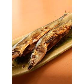豊洲市場ドットコム さんまの吟醸干し 12尾(2尾×6袋)