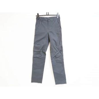【中古】 セオリー theory パンツ サイズ28 L レディース ダークグレー