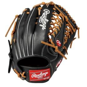野球 軟式グローブ一般 ナンシキ ハイパーテックR2GCO BH9-ブラック Rawlings (ローリングス) GR9HTCBH9 B