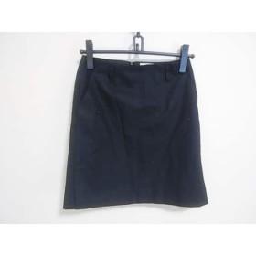 【中古】 アドーア ADORE スカート サイズ36 S レディース 黒