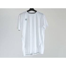 【中古】 アンブロ UMBRO 半袖Tシャツ サイズ0 XS レディース 白