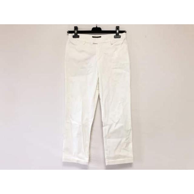 【中古】 バーンヤードストーム BARNYARDSTORM パンツ サイズ1 S レディース 白