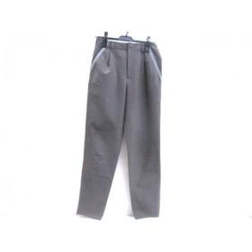 【中古】 プレインピープル PLAIN PEOPLE パンツ サイズ3 L レディース グレー