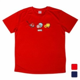 マーベル ジュニア(キッズ・子供) 半袖機能Tシャツ (MV-9C42059TS) MARVEL