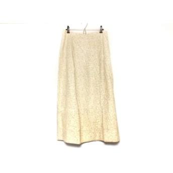 【中古】 ローラアシュレイ LAURAASHLEY ロングスカート サイズ11 M レディース 美品 花柄