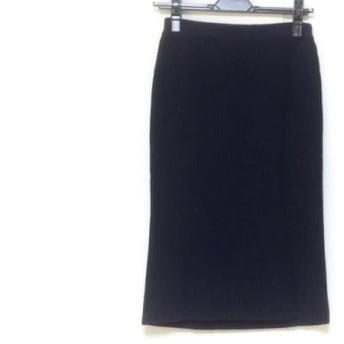 【中古】 セドリック シャルリエ CEDRIC CHARLIER スカート サイズ40 M レディース 美品 ネイビー