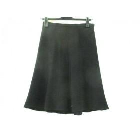 【中古】 ノーブランド スカート サイズ36 S レディース ブラック