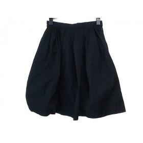 【中古】 シンゾーン Shinzone スカート レディース 黒