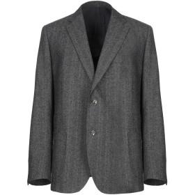 《期間限定セール開催中!》HERMAN & SONS メンズ テーラードジャケット スチールグレー 48 ウール 60% / ポリエステル 25% / レーヨン 10% / 指定外繊維 5%