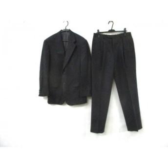 【中古】 デュポン Dupont シングルスーツ サイズ確認できず メンズ ダークグレー グレー