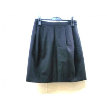 【中古】 ノット KNOTT スカート サイズ0 XS レディース 黒