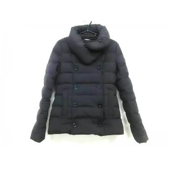 【中古】 タトラス ダウンジャケット サイズ2 M レディース ヴェルギナ LTA14A4211 ダークグレー 冬物