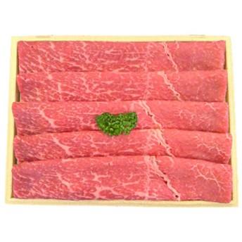 精肉専門店 つの田 国内産牛肉すき焼き用(モモ) 720g