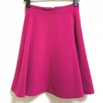 【中古】ピンキー&ダイアン Pinky & Dianne スカート サイズ38 M レディース ピンク