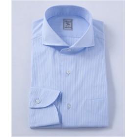 [シャツ]ヒトヨシ ドレスシャツ HC7S-C-033 ブルー 40-86
