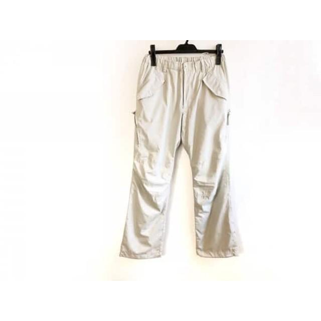 【中古】 パーリーゲイツ PEARLY GATES パンツ サイズ4 XL レディース ライトグレー