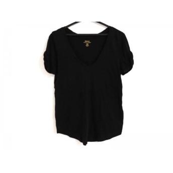 【中古】 ポロラルフローレン POLObyRalphLauren 半袖Tシャツ サイズM メンズ 黒