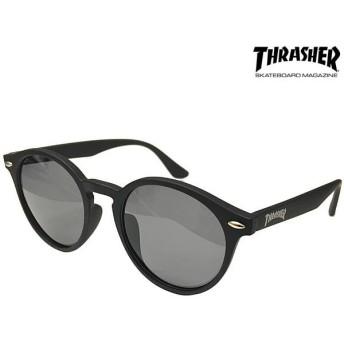 THRASHER(スラッシャー) CIELO(シエロ) No.1021 ブラック/スモーク(偏光グラス サングラス ファッション スケート アメカジ)