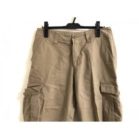 【中古】 エポカ EPOCA パンツ サイズ46 XL メンズ ベージュ