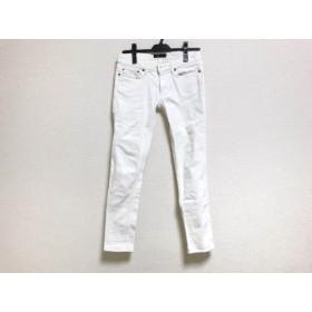 【中古】 ジェット JET LOS ANGELES パンツ サイズ0 XS レディース アイボリー