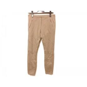 【中古】 スリーワンフィリップリム パンツ サイズ0 XS レディース 美品 グレージュ ストレッチ