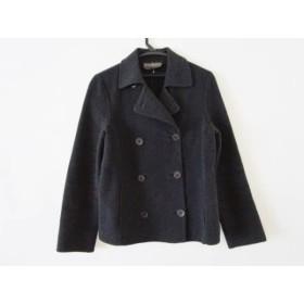 【中古】 ボディドレッシングデラックス BODY DRESSING Deluxe Pコート サイズ9 M レディース 黒 冬物