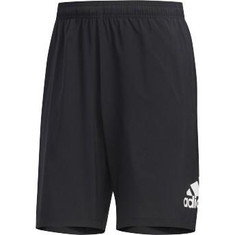 adidas men's M MUSTHAVES BADGE OF SPORTS ライトウーブンショーツ ランニング・トレーニングウェア,ブラック