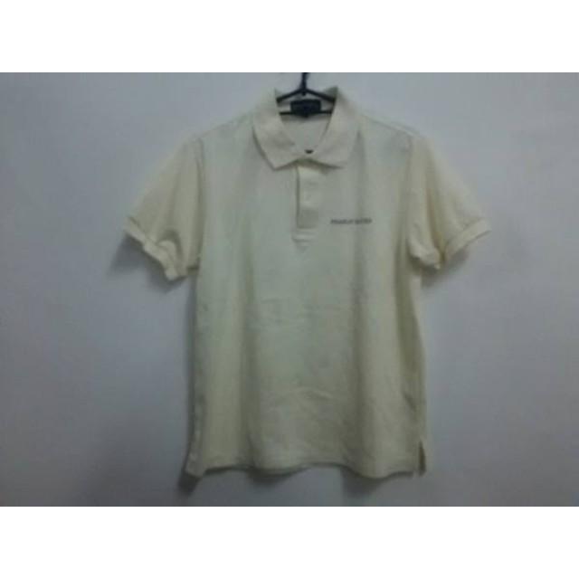 【中古】 パーリーゲイツ PEARLY GATES 半袖ポロシャツ サイズ1 S メンズ アイボリー