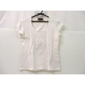 【中古】 アンタイトル UNTITLED 半袖Tシャツ サイズ3 L レディース 白