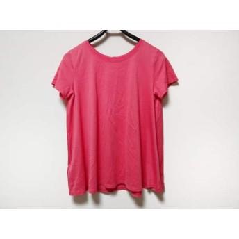【中古】 ニジュウサンク 23区 半袖Tシャツ サイズ38 M レディース レッド A-GIRL'S
