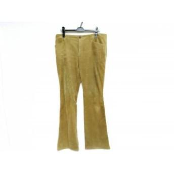【中古】 ラルフローレン RalphLauren パンツ サイズ5f M レディース ベージュ