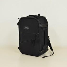 【受注生産】佐藤防水店[BLACK LABEL] PACK 20/BLK デイパック