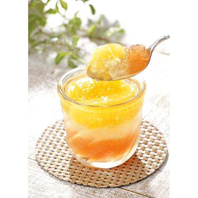 オステリア サクラ 【オステリア サクラ】グレープフルーツ&オレンジゼリー