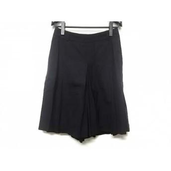 【中古】 マーガレットハウエル MargaretHowell パンツ サイズ3 L レディース 黒