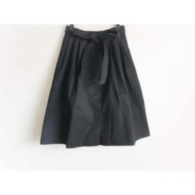 【中古】 ティビ tibi スカート サイズ0 XS レディース 黒