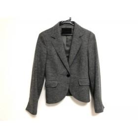 【中古】 アンタイトル UNTITLED ジャケット サイズ2 M レディース グレー