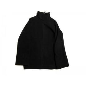 【中古】 スライ SLY コート サイズF レディース 黒 冬物