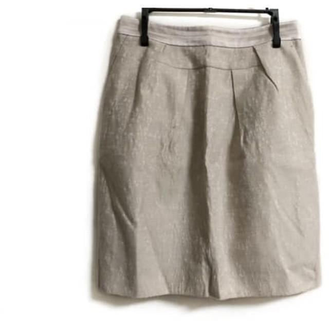 【中古】 ボディドレッシングデラックス BODY DRESSING Deluxe スカート サイズ36 S レディース ベージュ