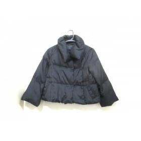 【中古】 アナイ ANAYI ダウンジャケット サイズ36 S レディース 黒