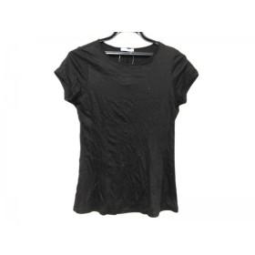 【中古】 セオリーリュクス theory luxe 半袖Tシャツ レディース 黒