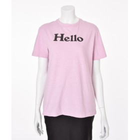 MADISON BLUE HELLO CREW NECK TEE