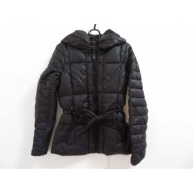【中古】 メゾンスコッチ MAISON SCOTCH ダウンジャケット サイズ1 S レディース 黒 冬物