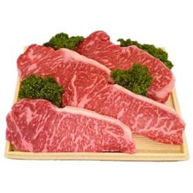 精肉専門店 つの田 国内産牛肉ステーキ用(サーロイン) 4枚入り 760g