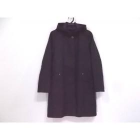 【中古】 マッキントッシュ MACKINTOSH コート サイズ34 S レディース ダークグレー 春・秋物